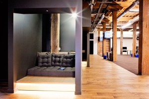 GitHub's San Francisco Offices, featuring a Quiet Zone