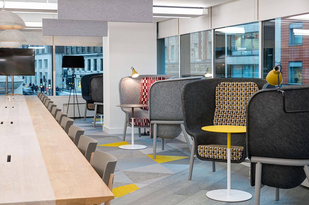 world away furniture. A World Away From Rows Of Desks Where Staff Sit Day In Out, We Are Now Seeing An Emerging Trend Towards Multi-purpose Workspaces Offering Complete Furniture