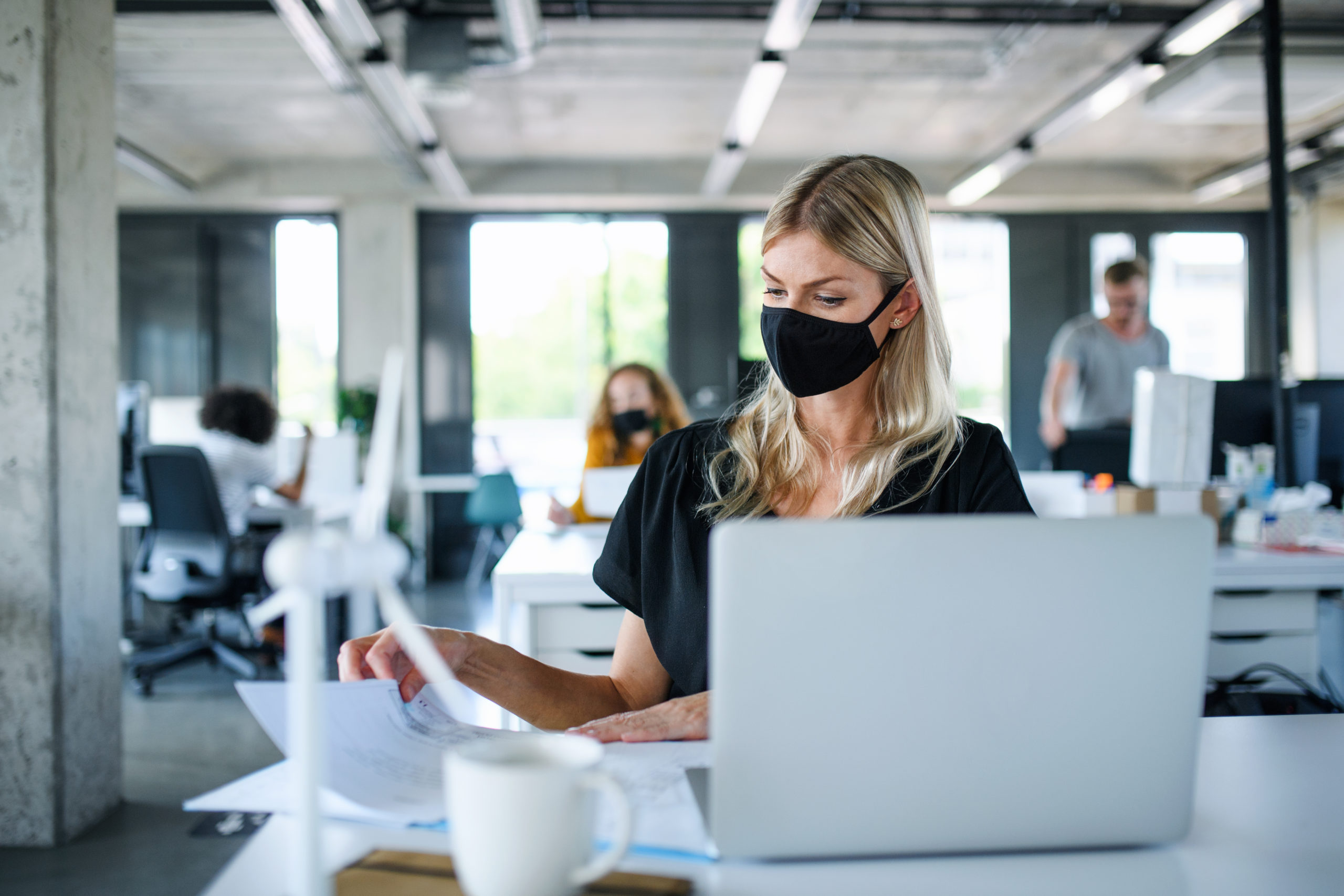 Top 5 Tips for Returning to the Office