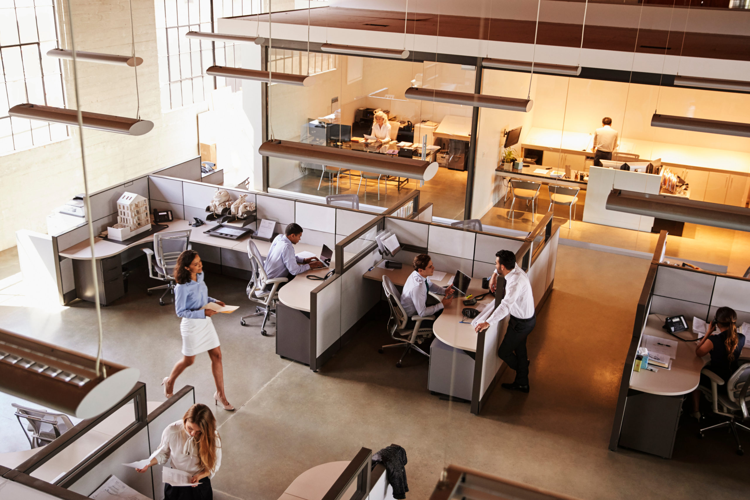5 Reasons to Relocate or Refurbish Your Office Following COVID-19