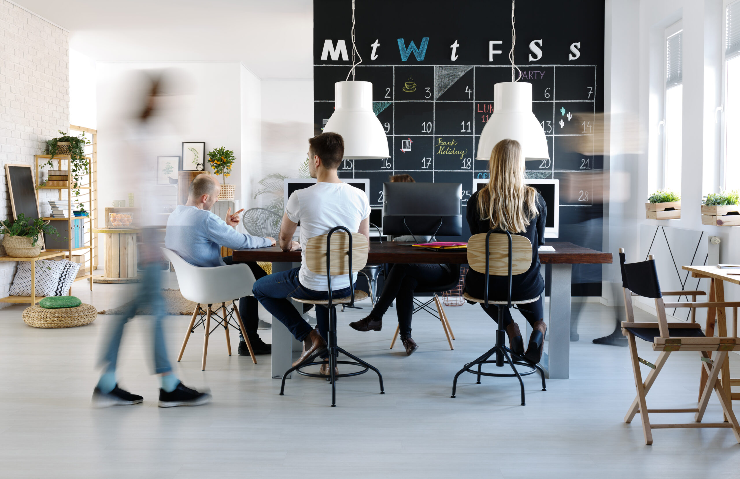 What Are the Five Features of a Successful Workplace?